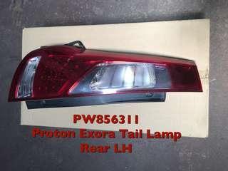 Exora tail lamp