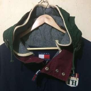 Parka Vintage Tommy Hilfiger two layers like new