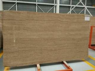 Marmer Travertine Brown