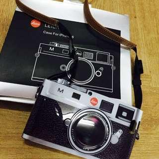 🚚 復古相機平面殼