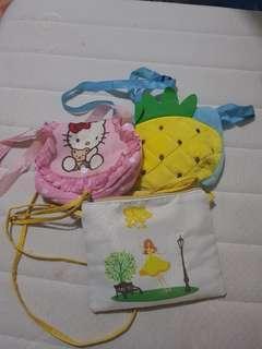 Bundle Kid Sling Bags