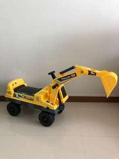 Toy Car / Excavator