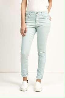 Size 8 pastel jeans