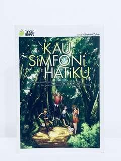 [Malay novel] Kau Simfoni Hatiku - Shahaini Zahar