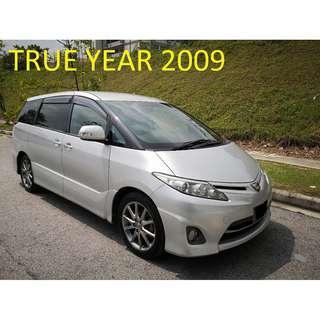 2009 Toyota ESTIMA 2.4 AERAS G PACKAGE FACELIFT