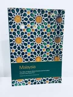 [English book] Malaysia; The Atlas of Islamic-World Science and Innovation Country Case Study No. 1 - Natalie Day and Amran Bin Muhammad