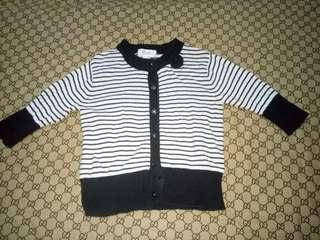 The Children place knit Cardigan(Size 3-4y/o)