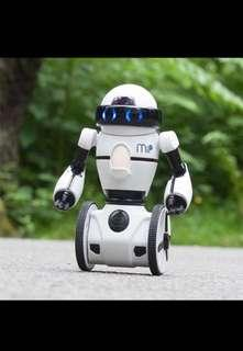 Mip Robot - inquisitive and responsive personality