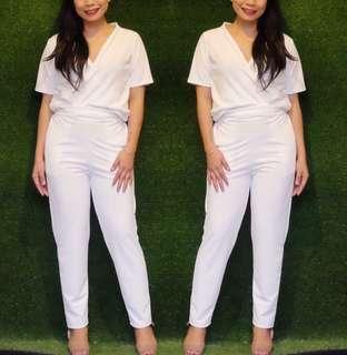 White terno