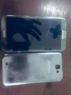 Samsung galaxy note2 ,16GB Condition 9 -10