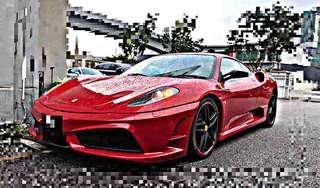Ferrari 438 Spider