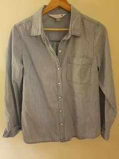 Denim Jean Shirt