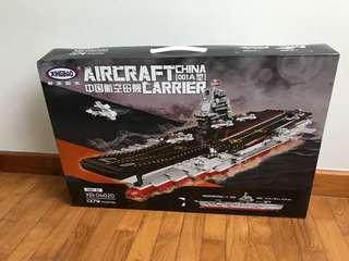 XingBao AirCraft Carrier (not Lepin/ Lego)