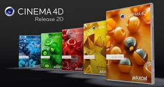 Maxon Cinema 4D R20