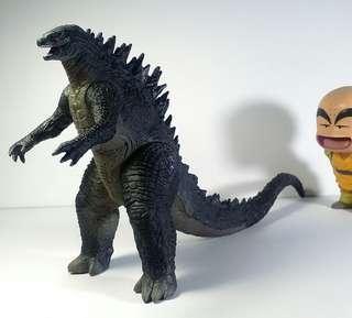 Authentic Bandai Godzilla 2014 kaiju japan toy