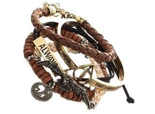 (須預訂) Harry Potter Bracelet (5 in 1)