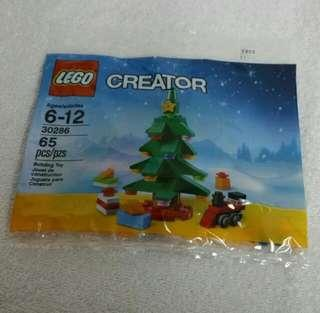 Lego 30286 Christmas Tree Polybag
