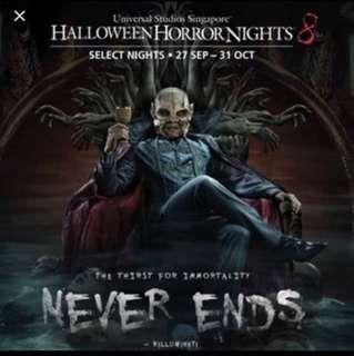 Halloween Horror Nights 8 USS
