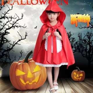 Little Red Riding Hood Dress (Halloween Costumes)