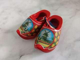🚚 【芭爸時尚生活館】木屐 木頭鞋 荷蘭鞋 木鞋