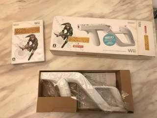 薩爾達傳說 The Legend of Zelda Wii Link Bowgun 連槍架