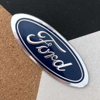 Ford Fiesta Car Logo