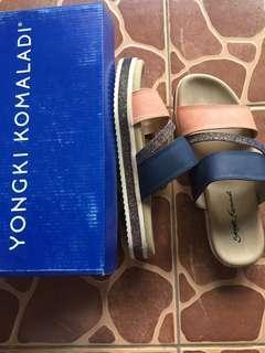 Sandal Yongki Komaldi New