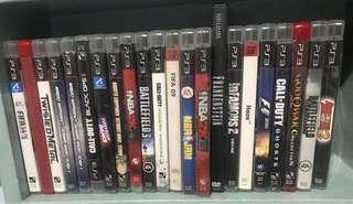 PS3 CD (500 each)