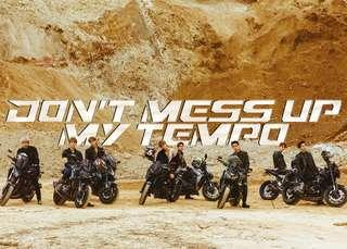 EXO DON'T MESS MY TEMPO