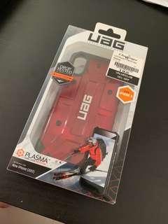 UAG plasma Red iphone XS Or X case
