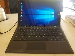 Microsoft Surface Pro 3 i5 4gb