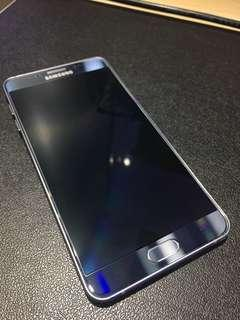 Samsung Galaxy Note 5 32GB (silver) #1934