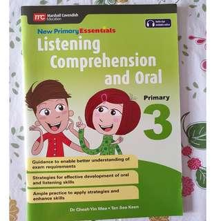 P3 Listening Comprehension and Oral