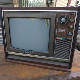 早期電視(新力)