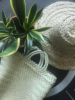 🚚 Handwoven plastik bag super small size