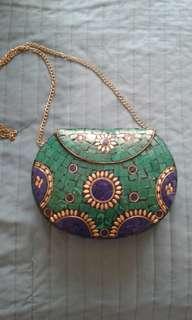 Delhi Mosaic Sling Bag #SBUX50