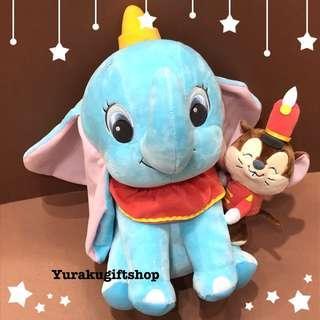 日本直送 小飛象 Dumbo 景品大公仔 約34cm高