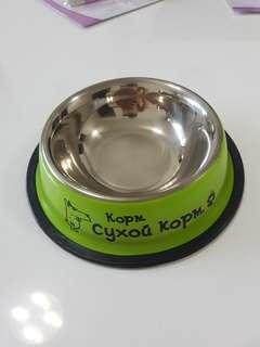 Dog drinking/food bowl