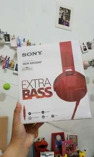 Headphone SONY (NEGO)