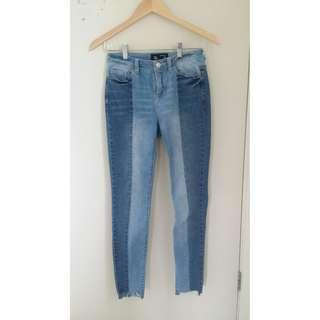 Jay jays two toned jeans