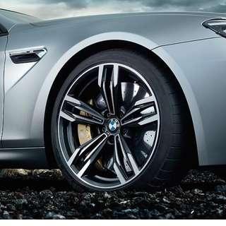 18inch SPORT RIM BMW M6 STYLE433 PERFORMANCE E60 E39 E65