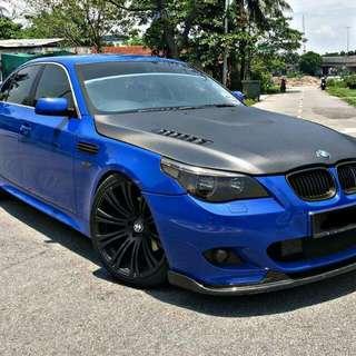 BMW E60 530i DOUBLE VENOS 2007/2011