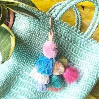 🚚 Handwoven plastik bag small size
