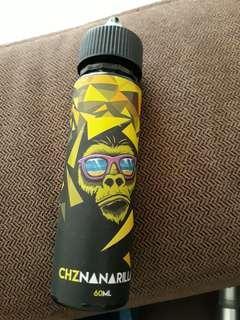 Liquid vape chznanarilla 3mg