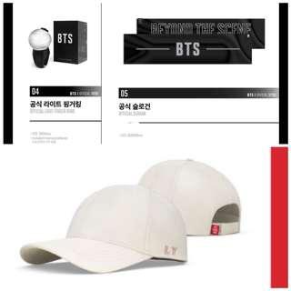 BTS Love Yourself Concert In Seoul Official Goods MD