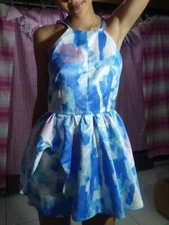 dress pesta // dress casual // dress murah // party dress