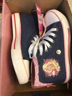 Barbie girl shoes