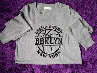PADINI Grey Sweater
