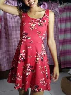 dress hm // hnm //h&m // dress floral
