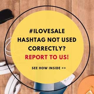 Report Violations: Sweldo Sale 11